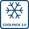 Improved protection of the cells - 35% better cooling than today's COOLPACK thanks to improved heat transfer to the outer surface