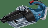 Cordless dust extractors