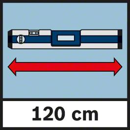 Length of GIM 120 Length 120 cm