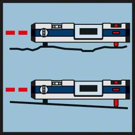 Levelling mechanism Levelling mechanism