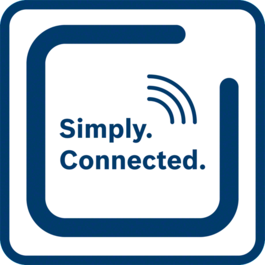 Simply.Connected. – Simply.Efficient. thanks to tool personalisation and information