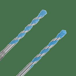 Multi-Material Drill Bits