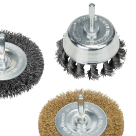 Wire Brushes for Drilling Machines