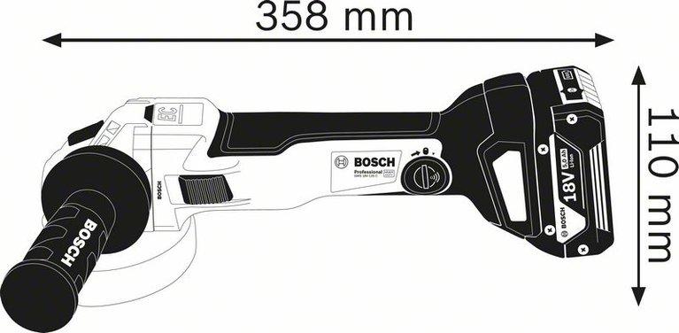 GWS 18V-10 C