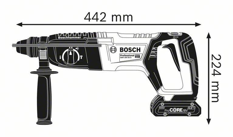 GBH 18V-26 D